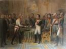 CONFÉRENCE D'ERFURT Napoléon recevant Mr de Vincent Ministre d'Autriche