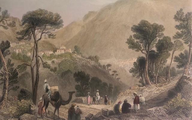 VILLAGE OF BRUMHANNA, IN MOUNT LEBANON