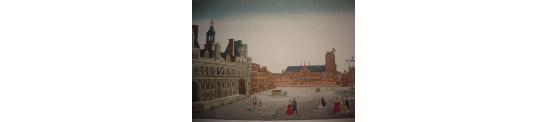 VUES D'OPTIQUE, 18e siècle
